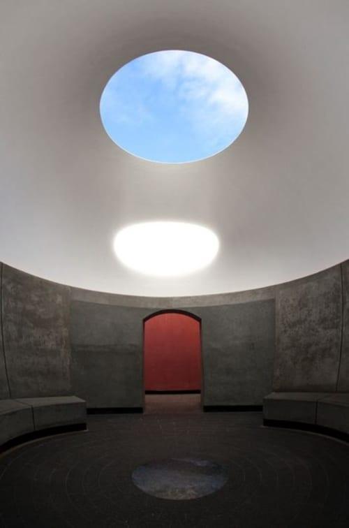 Three Gems | Sculptures by James Turrell | Barbro Osher Sculpture Garden, deYoung Museum in San Francisco
