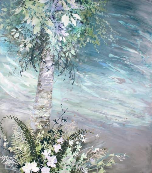 Let's Get Lost   Paintings by Cara Enteles Studio   Cara Enteles Studio in New York