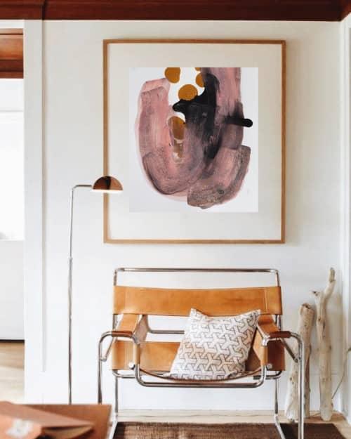 Paintings by maja dlugolecki - Penny Lane