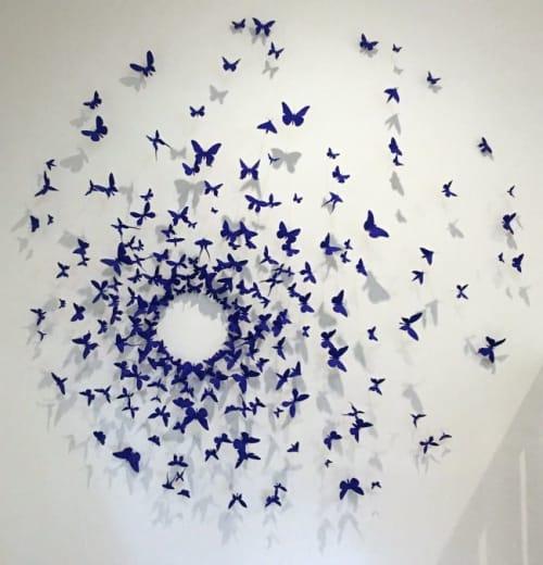 Return | Sculptures by Paul Villinski | Senza Hotel in Napa