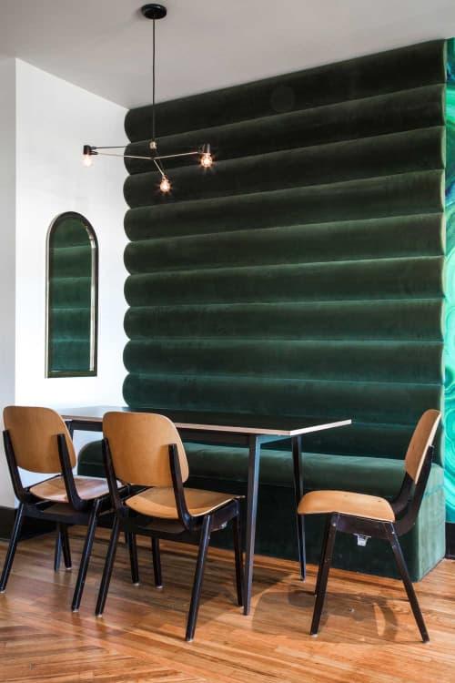 Cord Pendant   Pendants by Brendan Ravenhill   Hotel Covell in Los Angeles