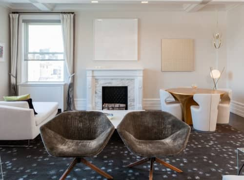 Ella | Chairs by Niels Bendtsen | Williamson Residence in Williamson