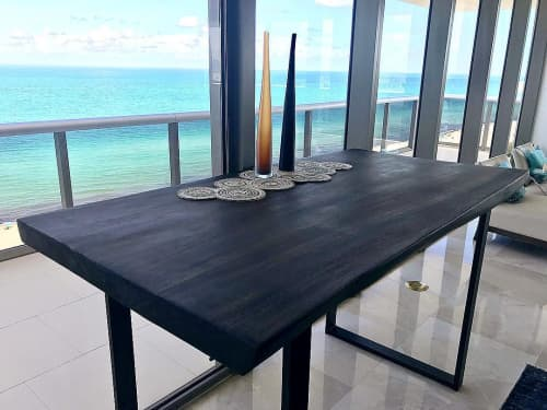 Dining Table | Tables by Doro Designs | MEI Condominiums in Miami Beach