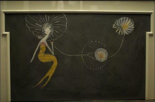 Sirens | Murals by Kelly Tunstall | Siren Salon in San Anselmo