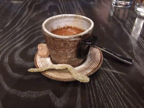 Cups by MaryMar Keenan seen at Vina Enoteca, Palo Alto - Espresso Cup