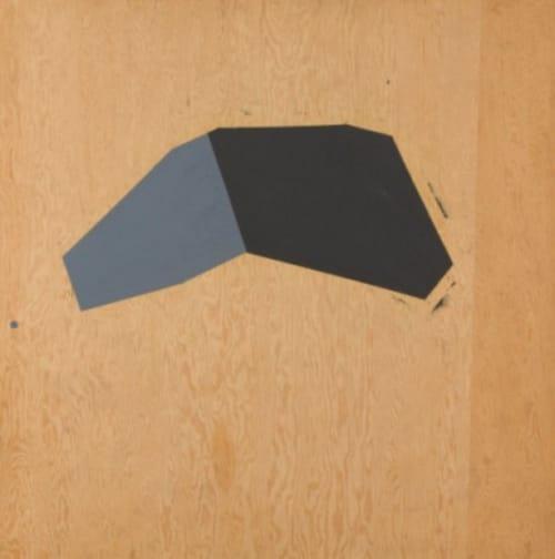 Paintings by Judy Rifka seen at Honolulu Museum Of Art, Honolulu - Untitled Date: 1974