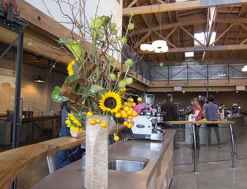 Floral Arrangements | Floral Arrangements by The Petaler | Sightglass in San Francisco