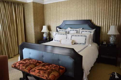 Gatsby Bed | Beds & Accessories by Plush Home by Nina Petronzio | Montage Beverly Hills in Beverly Hills