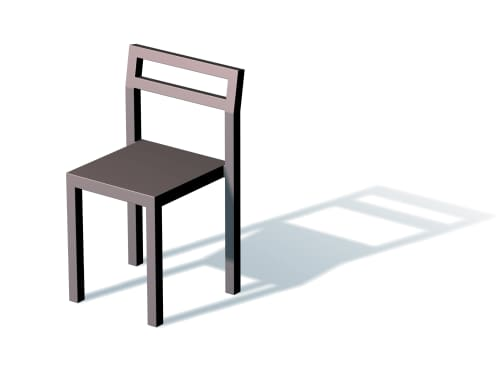 NON   Chairs by Poul Christiansen Design   MoMA (Museum Of Modern Art) in New York