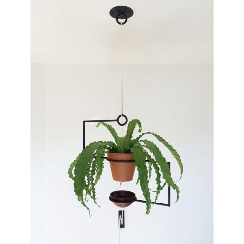 Line Hanging Planter | Furniture by Trey Jones Studio