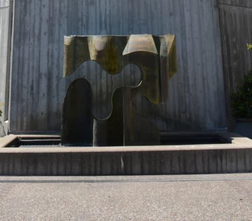 Interface | Sculptures by Aristides Demetrios | First Unitarian Universalist Church & Center in San Francisco