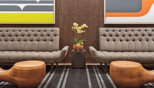 Couches & Sofas by Patrick E. Naggar seen at Ten Thousand, Los Angeles - Neo Chester Black Sofa