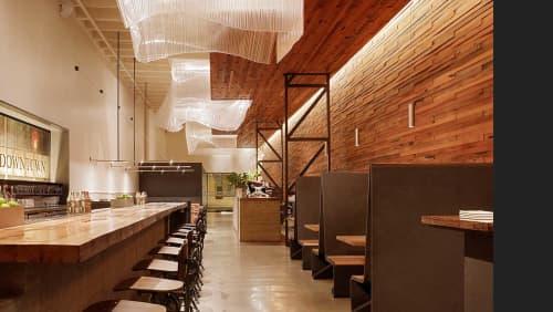 Interior Design by Aidlin Darling Design seen at Bar Agricole, San Francisco - Interior Design