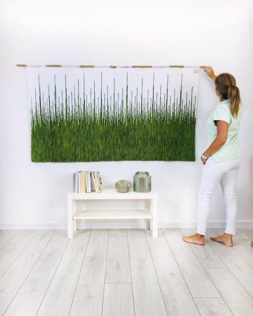 Fiber Art Decor | Wall Hangings by Lale Studio