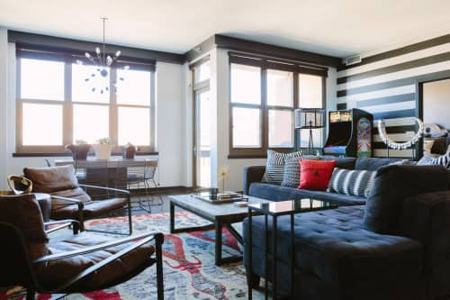 Interior Design by Anthony Michael Interior Design seen at Private Residence, Chicago - Interior Design