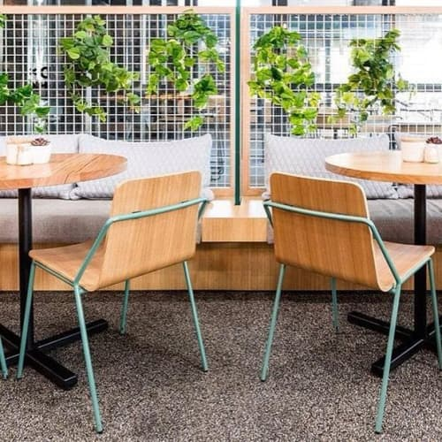 Sling Chairs | Chairs by m.a.d. furniture design | Dorcas & King in South Melbourne