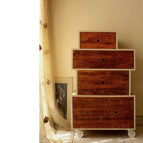 Furniture by PATE Arts & Crafts seen at Roodepoort, Roodepoort - Naila