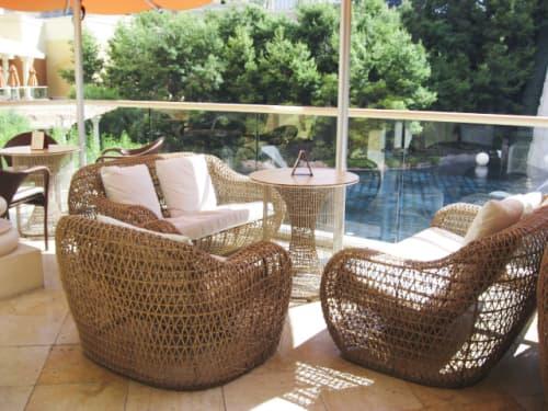 Balou Easy Armchair and Loveseat | Chairs by Kenneth Cobonpue | Wynn Hotel Las Vegas in Las Vegas