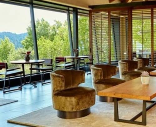 Tables by Token at Gary Farrell Vineyards & Winery, Healdsburg - Robson