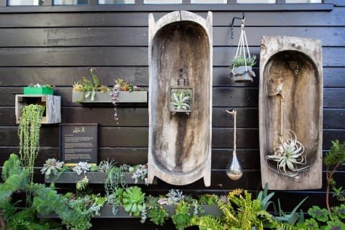 Floral Design | Plants & Landscape by Lila B. Design | Stable Cafe in San Francisco