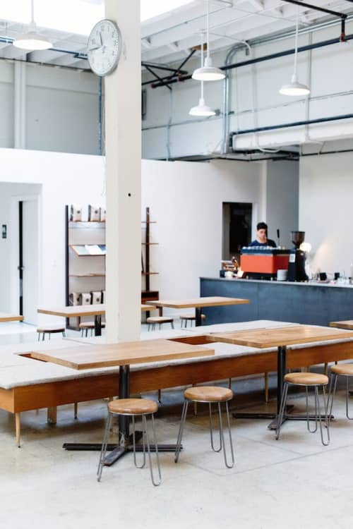 Redwood Tables | Tables by Arnaud Goethals | Vive La Tarte in San Francisco