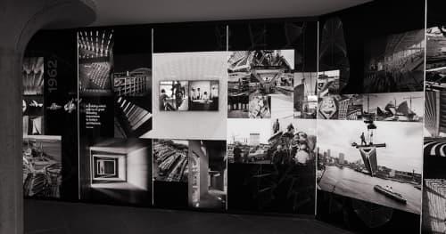 Photography by Sam Doust at Sydney Opera House, Sydney - Video Wall