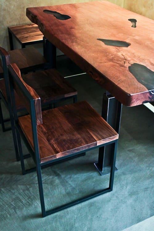 Tables by Tyler Speir Bradford seen at Skool, San Francisco - Large Table
