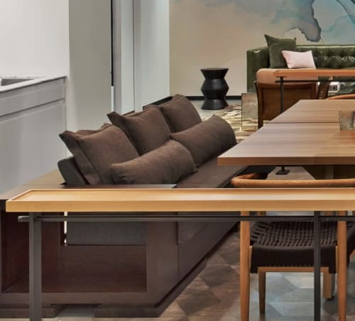 Couches & Sofas by Costantini Design seen at Dropbox Headquarters SF, San Francisco - Patone Sofa
