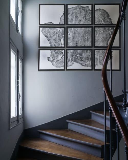 Set of 9 - Maple Tree | Art & Wall Decor by Erik Linton