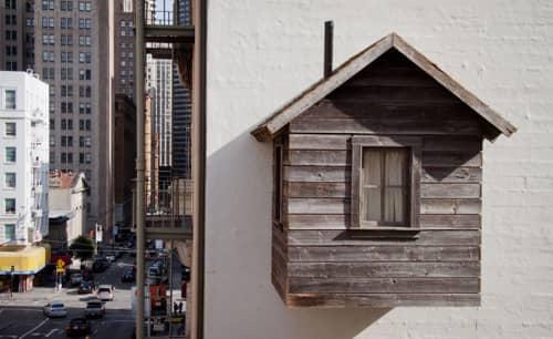 Manifest Destiny | Sculptures by Mark Reigelman | Hotel Des Arts in San Francisco