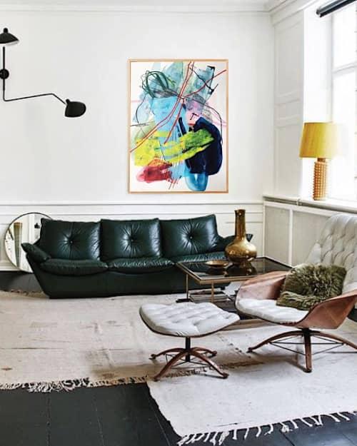 Polanco no. 11 | Paintings by maja dlugolecki