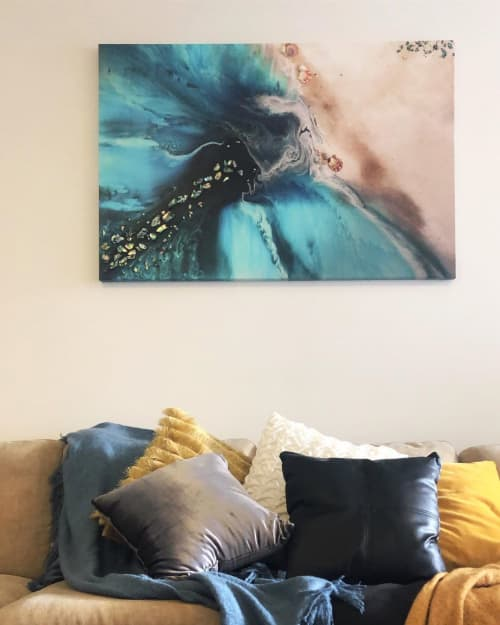 Paintings by ANTUANELLE - Rise Above Original