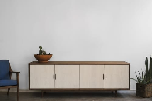 Furniture by Robert Sukrachand seen at Etsy, DUMBO, Brooklyn - Credenza