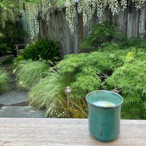 Sage Ceramic Mug | Cups by cursive m ceramics