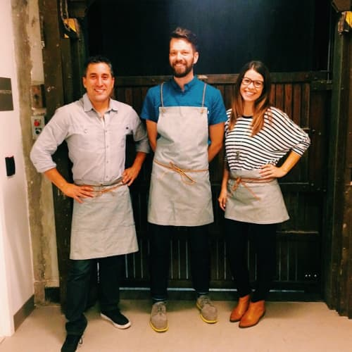 Aprons | Aprons by Matt Dick - Small Trade Company | Trou Normand in San Francisco