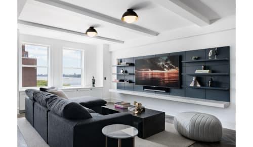 Interior Design | Interior Design by StudioLAB | Hudson River Park in New York