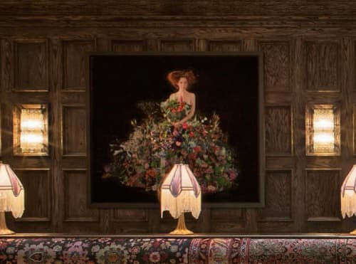 Requiem | Art & Wall Decor by Nathalia Edenmont | The Beekman, A Thompson Hotel in New York