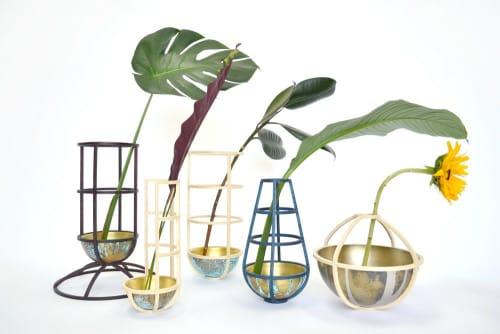 Pannier Vase Series | Vases & Vessels by Trey Jones Studio | Trey Jones Studio in Washington