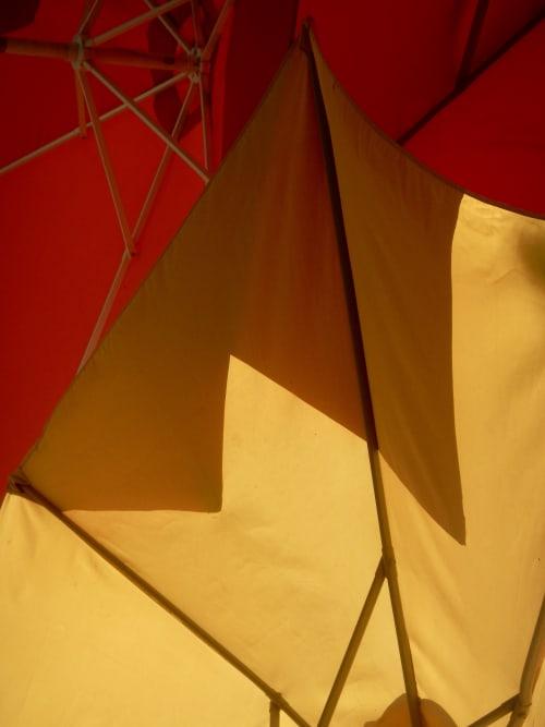 Art & Wall Decor by Guy John Cavalli seen at Sandra, Big Oak Flats, California, Groveland - Umbrellas