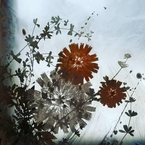 Floral Painting | Paintings by Cara Enteles Studio | Boulder JCC (Boulder Jewish Community Center) in Boulder