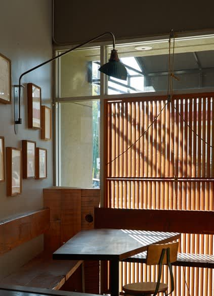 Ramen Wall Light | Lighting by Wylie Price | Ramen Shop in Oakland