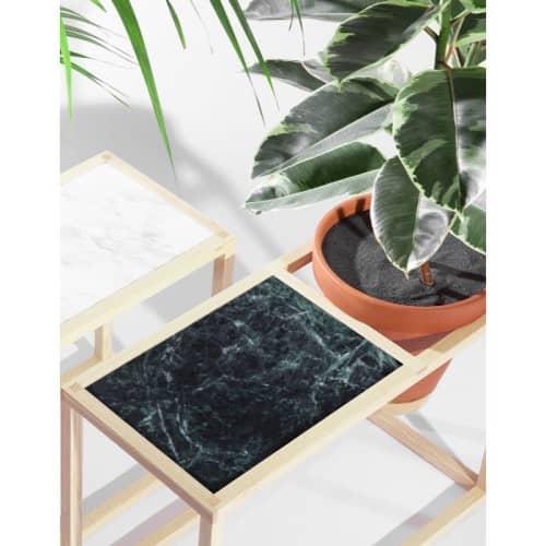 Frame Planter Side Table | Tables by Trey Jones Studio | Trey Jones Studio in Washington
