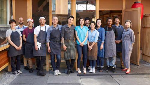 Aprons | Aprons by Matt Dick - Small Trade Company | Rintaro in San Francisco