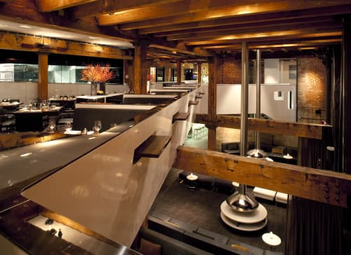 Interior Design by CCS Architecture seen at Twenty Five Lusk, San Francisco - Design & Architecture