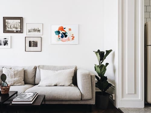 Discovery   Paintings by maja dlugolecki