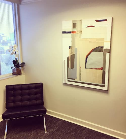 Dawn of Creation | Paintings by Kerry Hays | Blanchard Real Estate in Atlanta