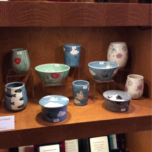 Cups by MeghCallie Ceramics at Toledo Museum of Art, Toledo - Ceramicware