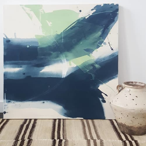 Paintings by Anne Abueva Studio - Abstraction