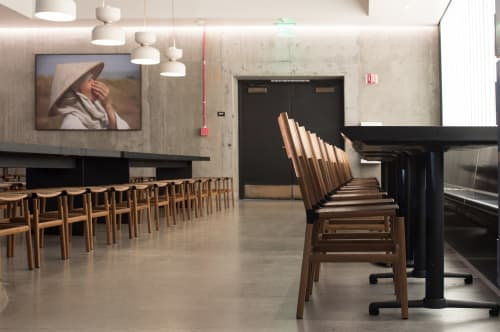 Mariposa Standard Chair | Chairs by Fyrn | Rice and Bones in Berkeley