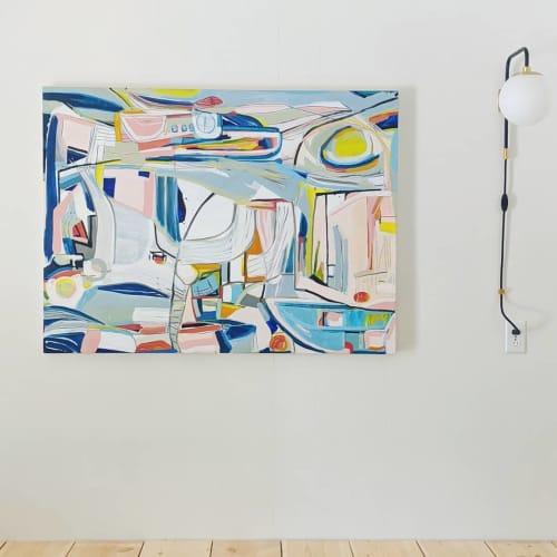 Paintings by Anne Abueva Studio - Pastel Painting